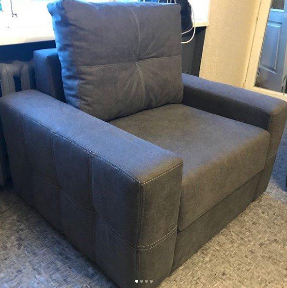 Криворожская Мебельная Компания КМК - Довольна диваном и креслами. Хорошая фабрика