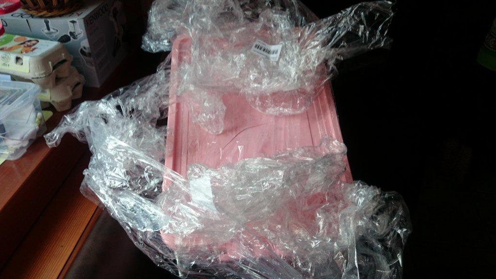 modnaKasta - Бракованный товар запаковали в толстый слой пленки