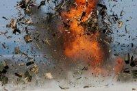 На военных складах в Балаклеи под Харьков взрываются боеприпасы