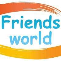 FriendsWorld языковый летний лагерь