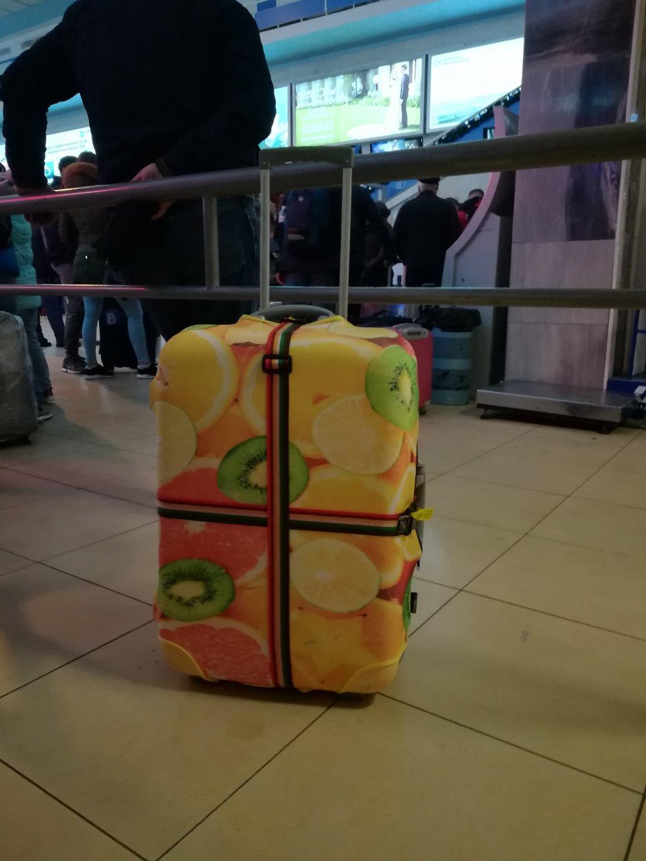 Чехол для чемодана - Чехол на чемодан Coverbag
