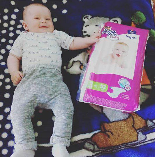 Подгузники Helen Harper Baby New - Хорошее качество