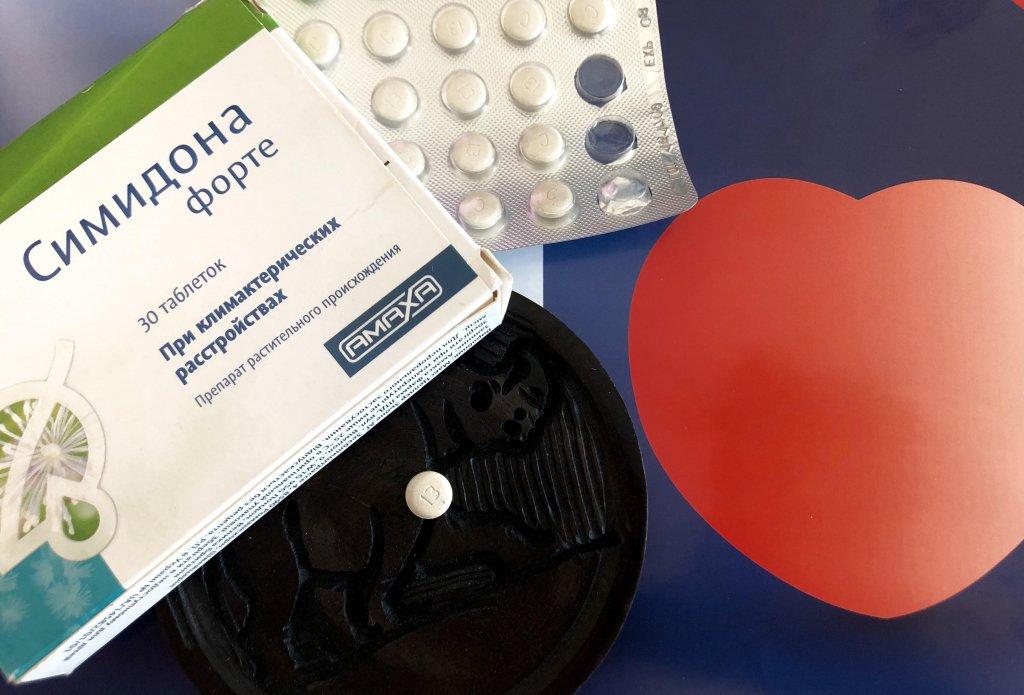 Симидона - препарат для лечения климакса - Спасибо!