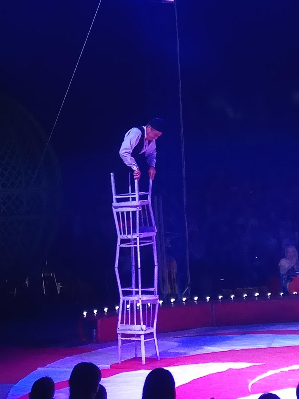 """Цирк """"Олимп"""" - Хорошая команда"""