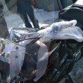 Отзыв о Деливери: Деливери разбило мотоцикл при перевозке. Буду подавать в суд!!!!