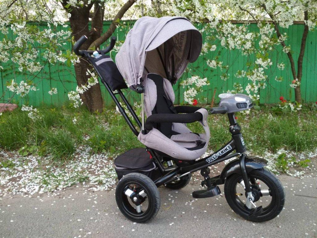 Трехколесный велосипед Tilly Cayman - кайман