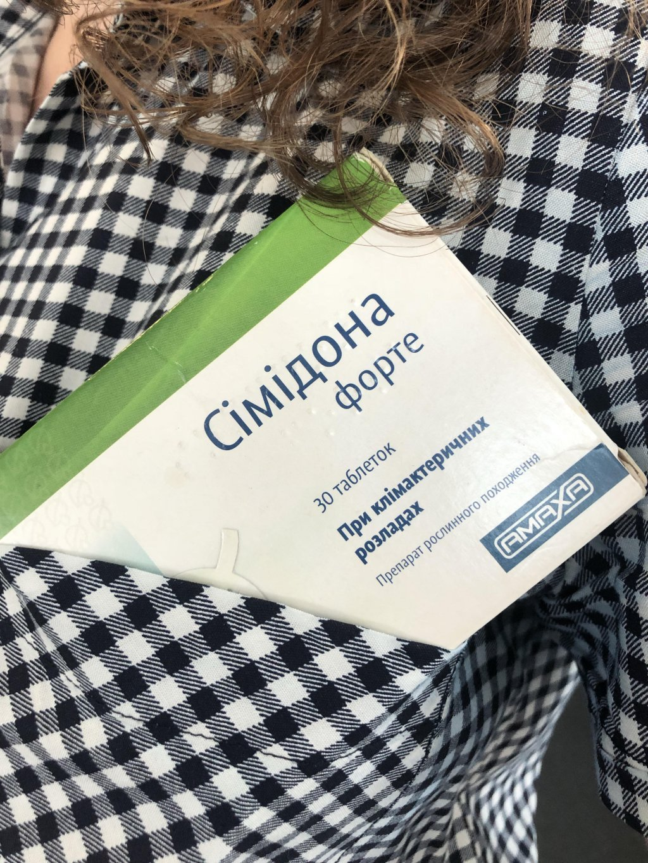 Симидона - препарат для лечения климакса - Рекомендую!