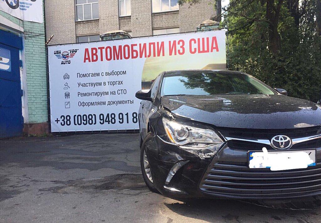 """СТО """"100"""", Киев - Отличный кузовной и слесарный ремонт"""