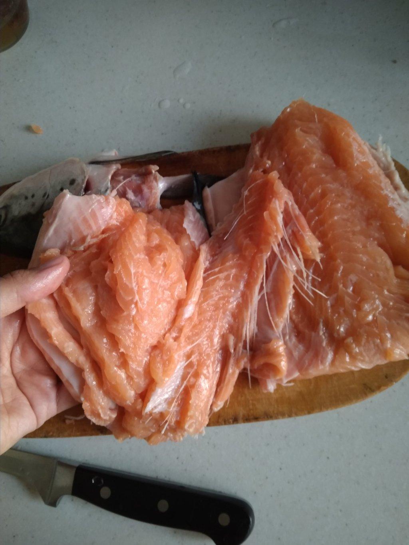 АШАН - Несвіжа риба