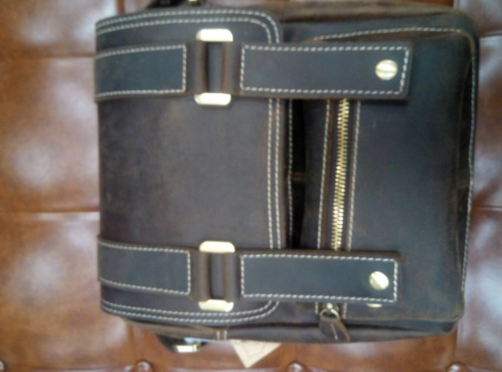 Интернет - магазин мужских кожаных сумок kengyry.com.ua - Доволен