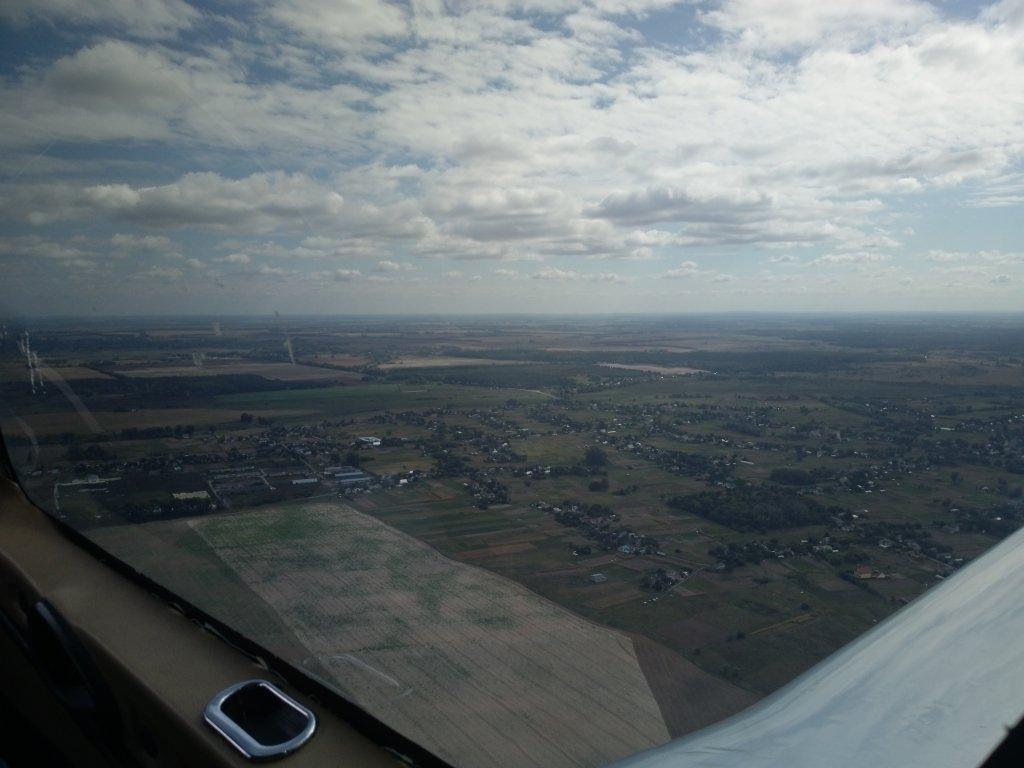 Donum - Полет на самолете CHEROKEE