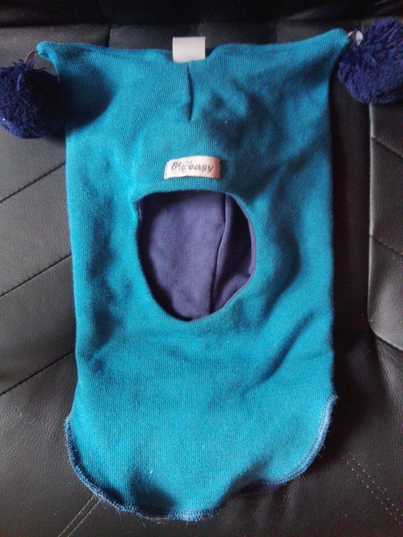Производитель детской одежды ТМ Be easy - Деми шлем моего сыночка