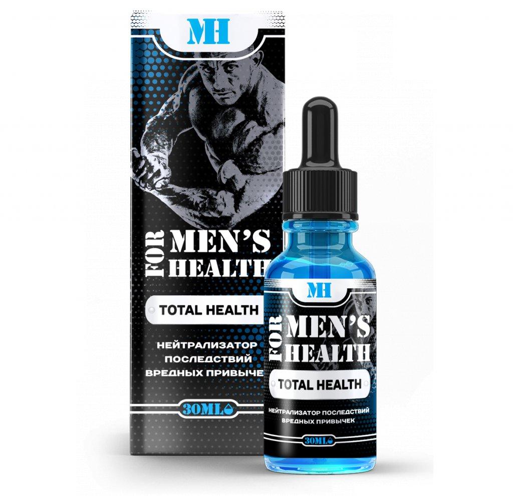 Men`s health - Men`s health - нейтрализатор алкоголя и сигарет