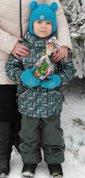 Производитель детской одежды ТМ Be easy - Наш комбинезон и шлем