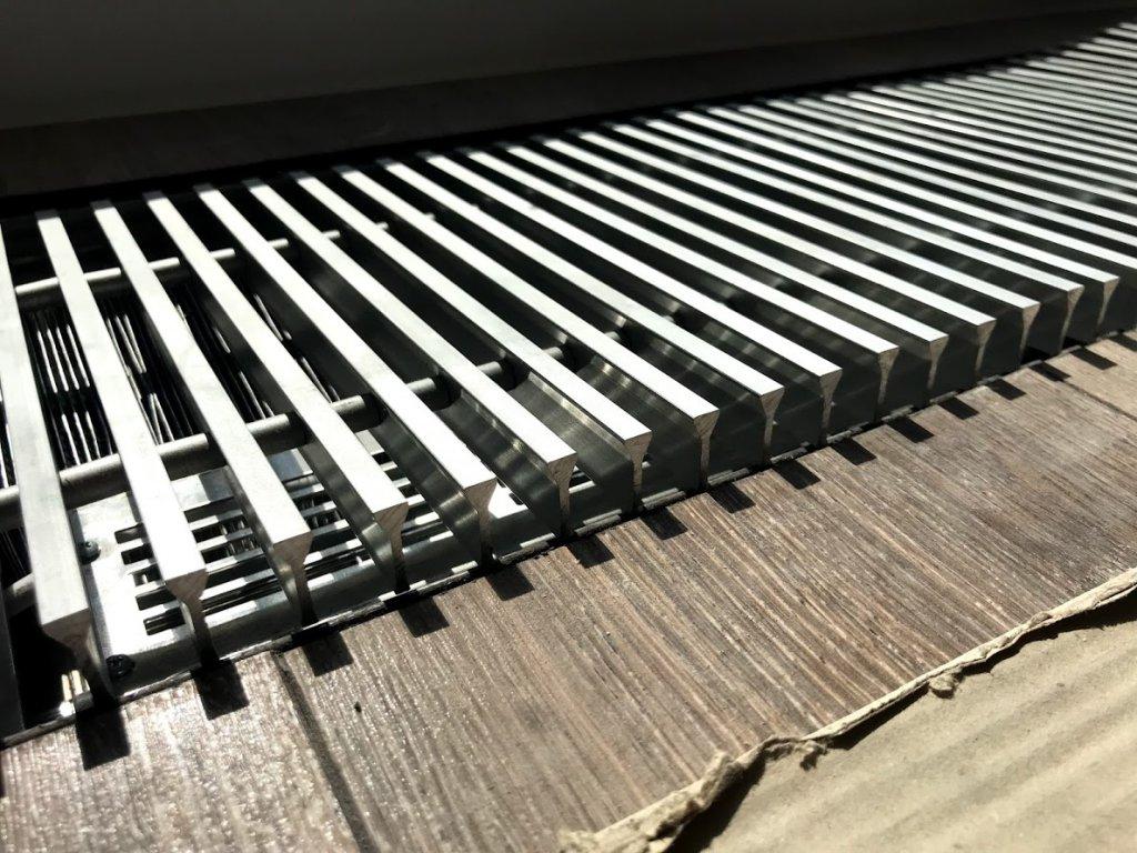 Установка внутрипольных конвекторов, решетки после заливки стяжки не входят в конвекторы, качество от Idealremont, Ковтуны