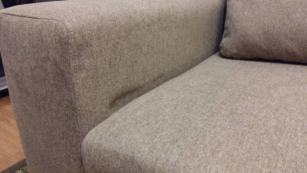 """Компания """"BIRKA"""" - Спальная поверхность очень удобная, но посмотрите качество сборки"""
