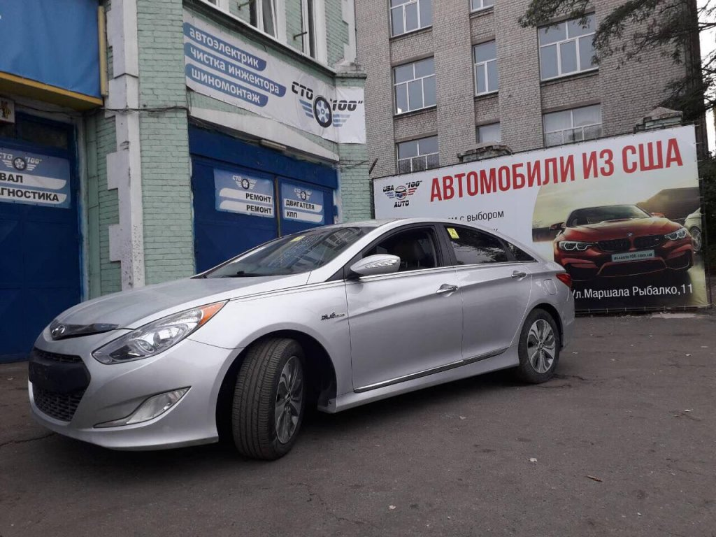 СТО 100, Киев - Рекомендую рихтовку \ покраску только у них!