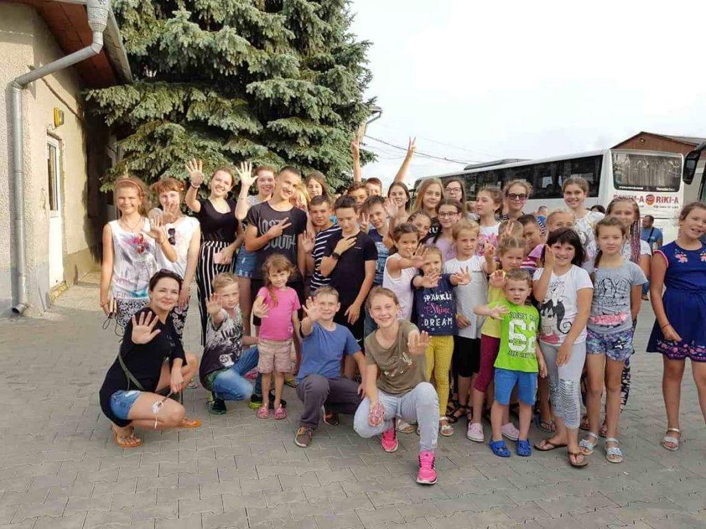Лагерь ВМЕСТЕ, Китен, Болгария - Дуже вдячні!!!