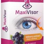 Капсулы для зрения MaxiVisor отзывы