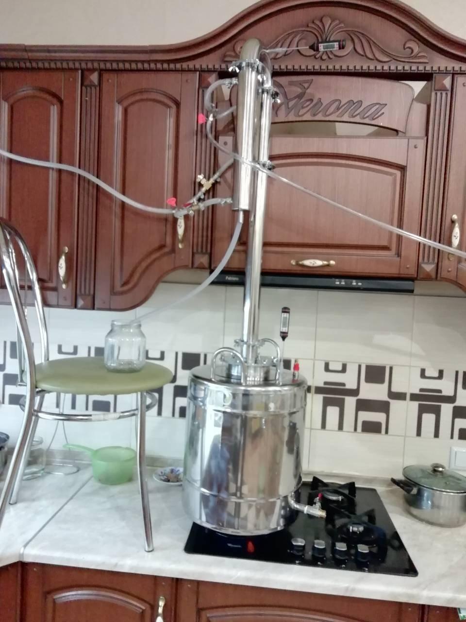 Aquagradus фабрика дистилляторов и пивоварен - Отличное качество