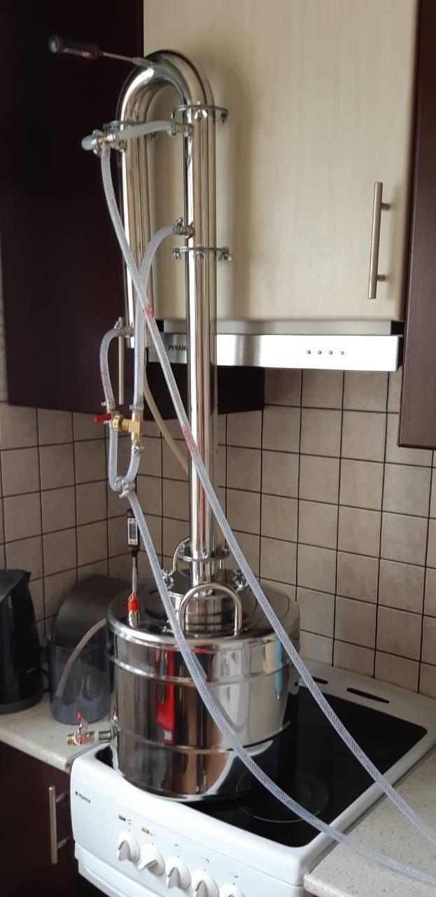 Aquagradus фабрика дистилляторов и пивоварен - Достойный производитель самогонных аппаратов