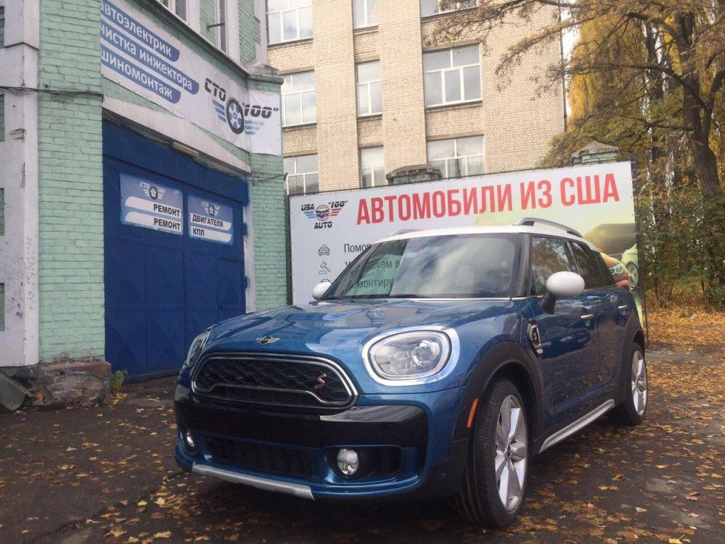 СТО 100, Киев - Рекомендую данное сто.