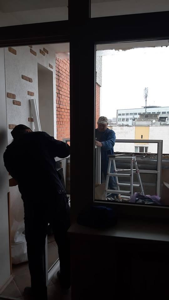 Компания СТИМЕКС, Киев - Остекление балкона.все супер!!