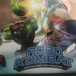 Игрушка Robo Kombat отзывы