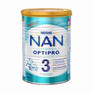 Смесь Nestle NAN 3 с 12 месяцев