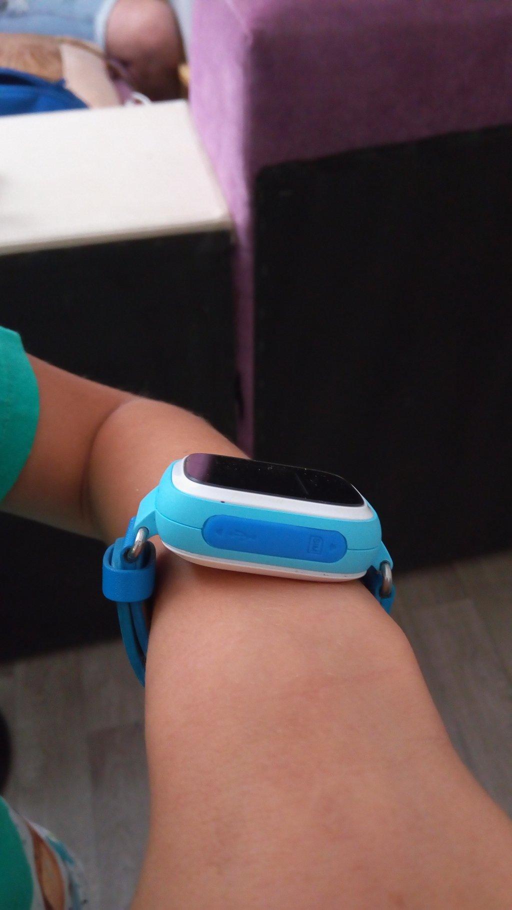 SmartBabyWatch.kiev.ua - Детские часы с GPS Супер выручалка!