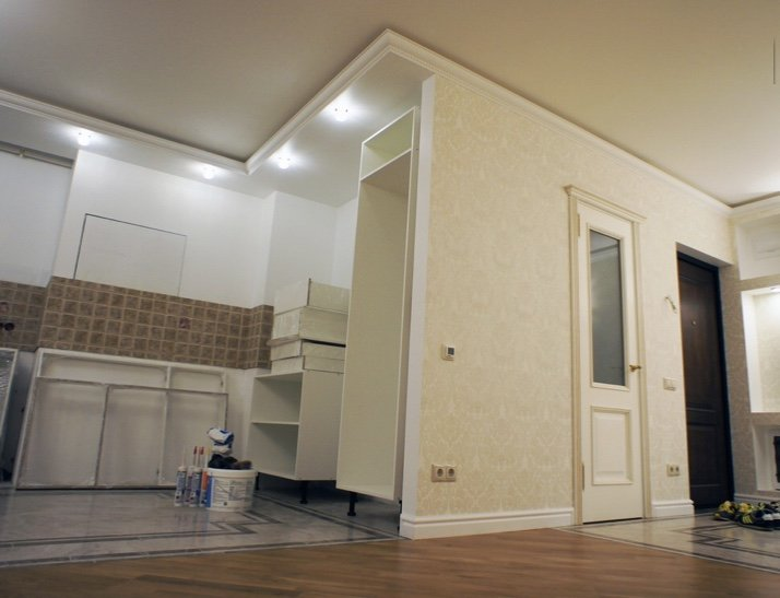 Intol.net Ремонт квартир в Киеве - Спасибо компании Интол ремонт квартир за качественный ремонт