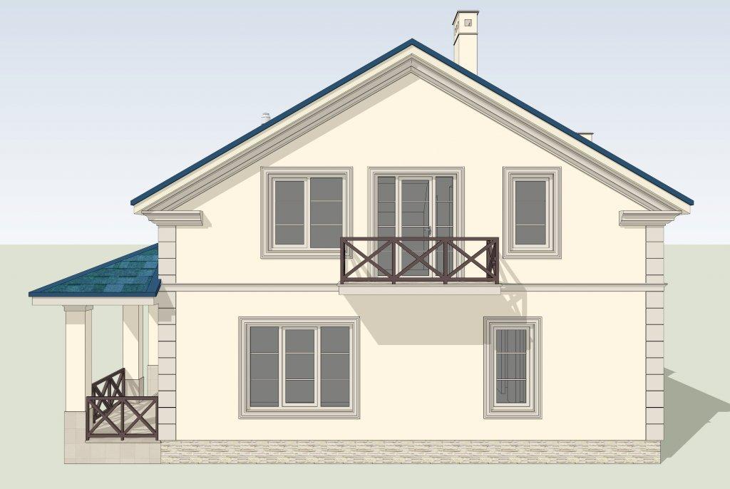 Архитектурная мастерская Архимас - Предпроектное предложение на участке