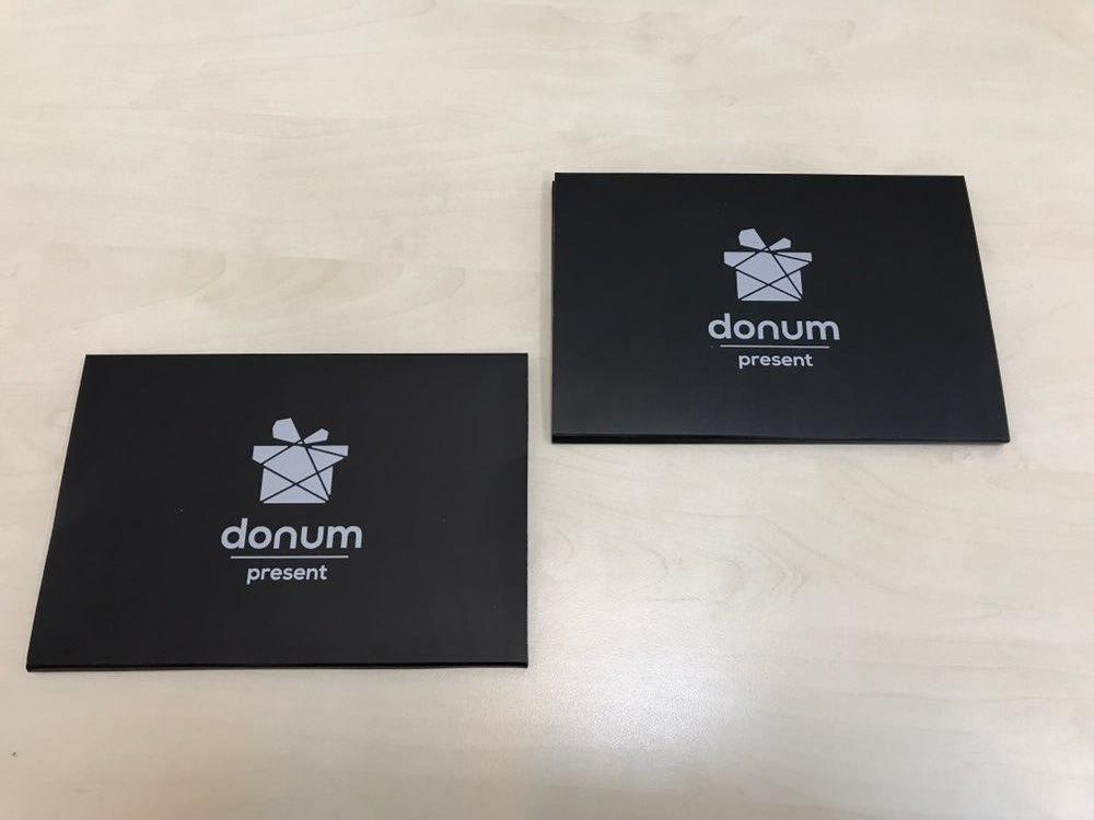 Donum - Отличные скидки