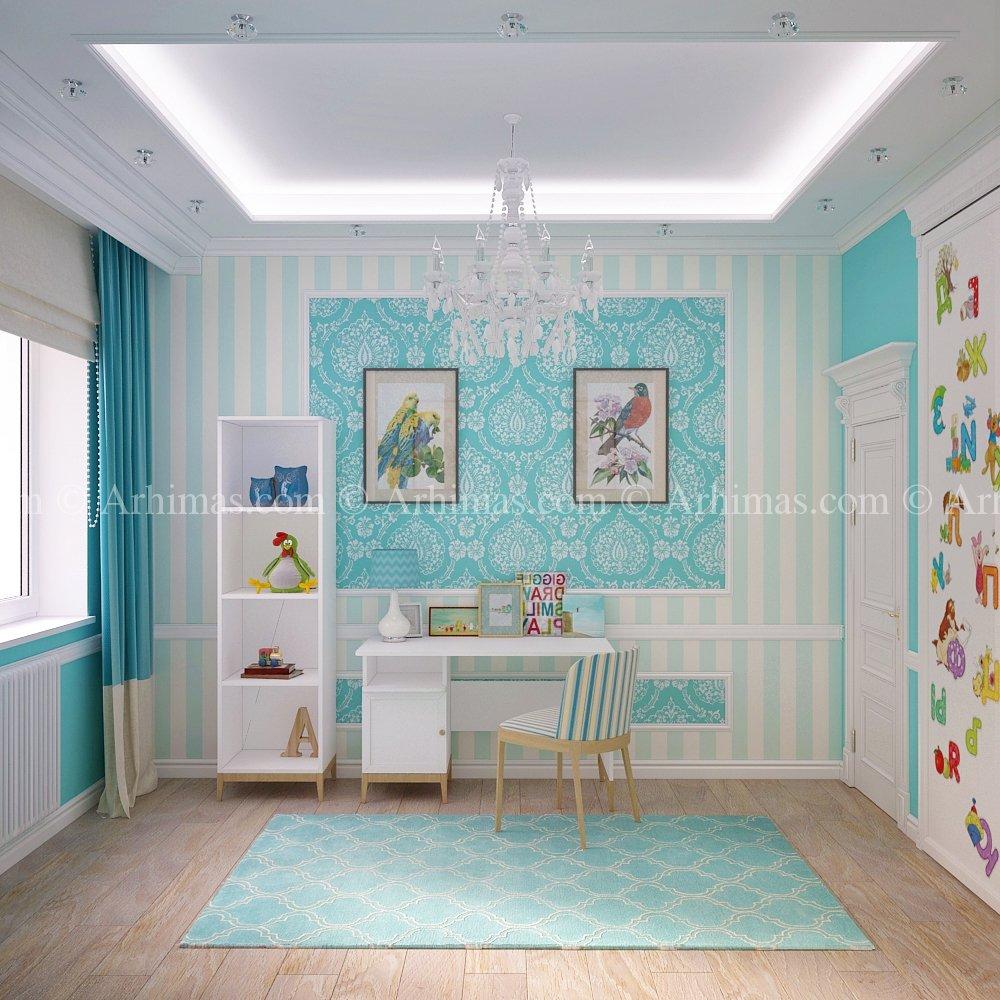 Архитектурная мастерская Архимас - Дизайн квартиры на продажу