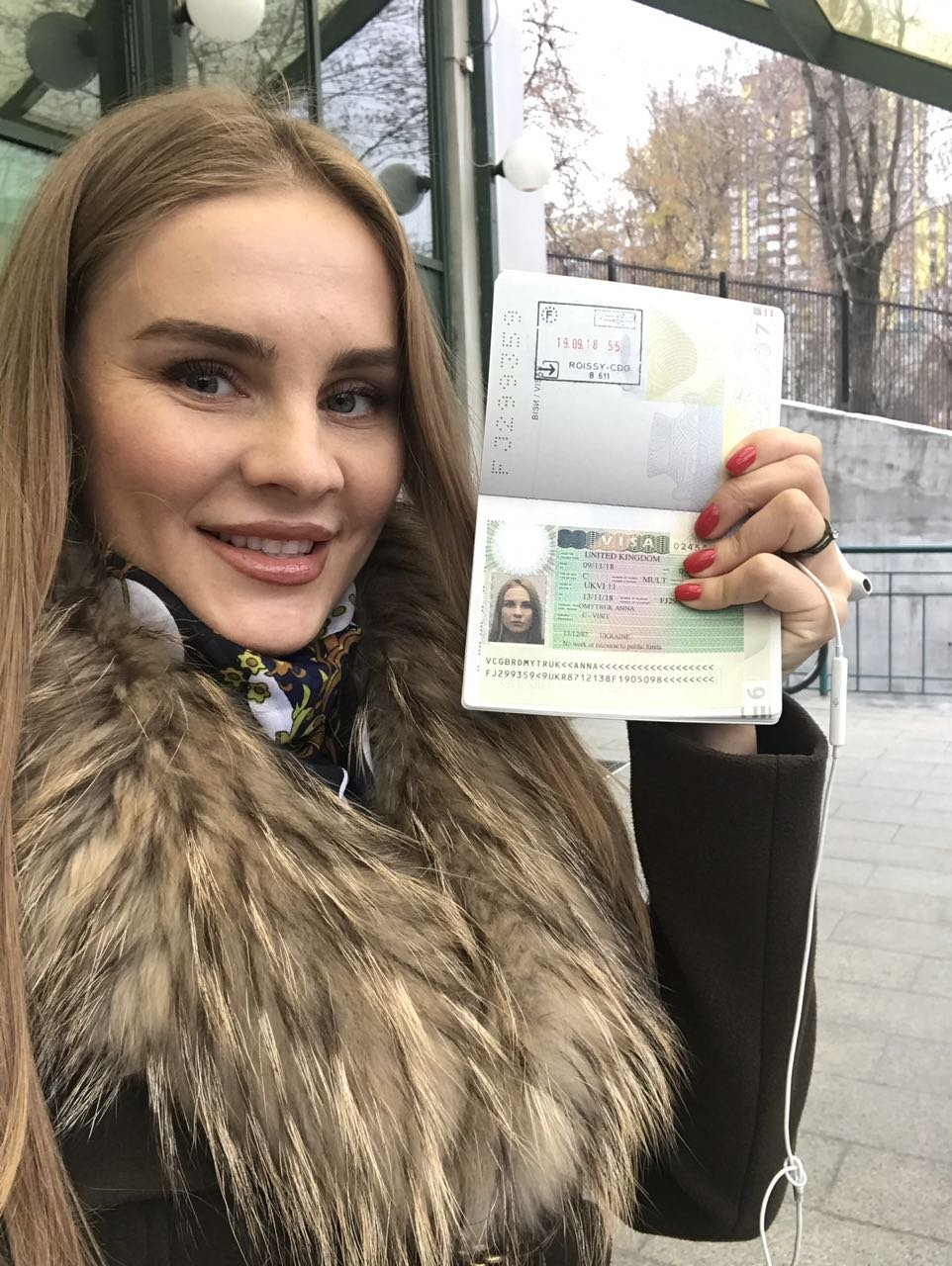 Визовая компания Davisa - Британская виза