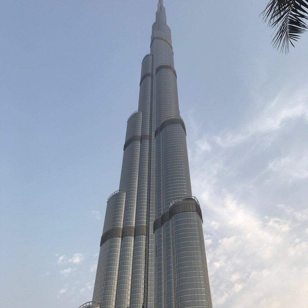 Donum - Путешествии в сказочный Дубаи