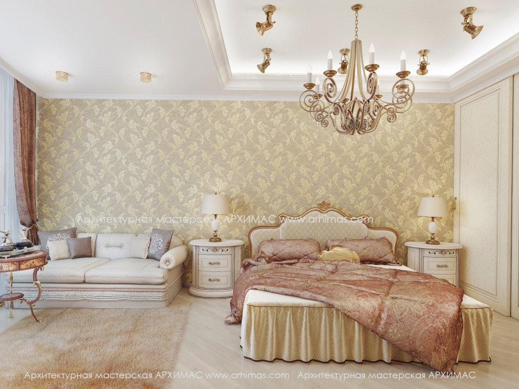 Архитектурная мастерская Архимас - Квартира в классике