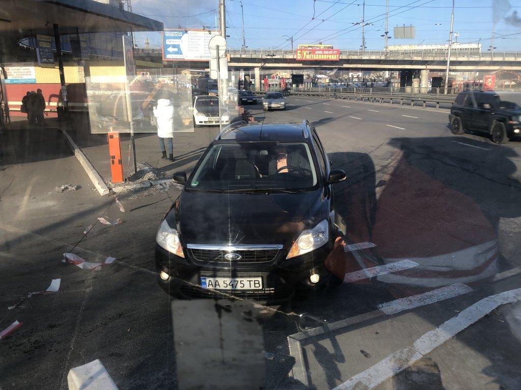 Uber - Вот так мы паркуемся