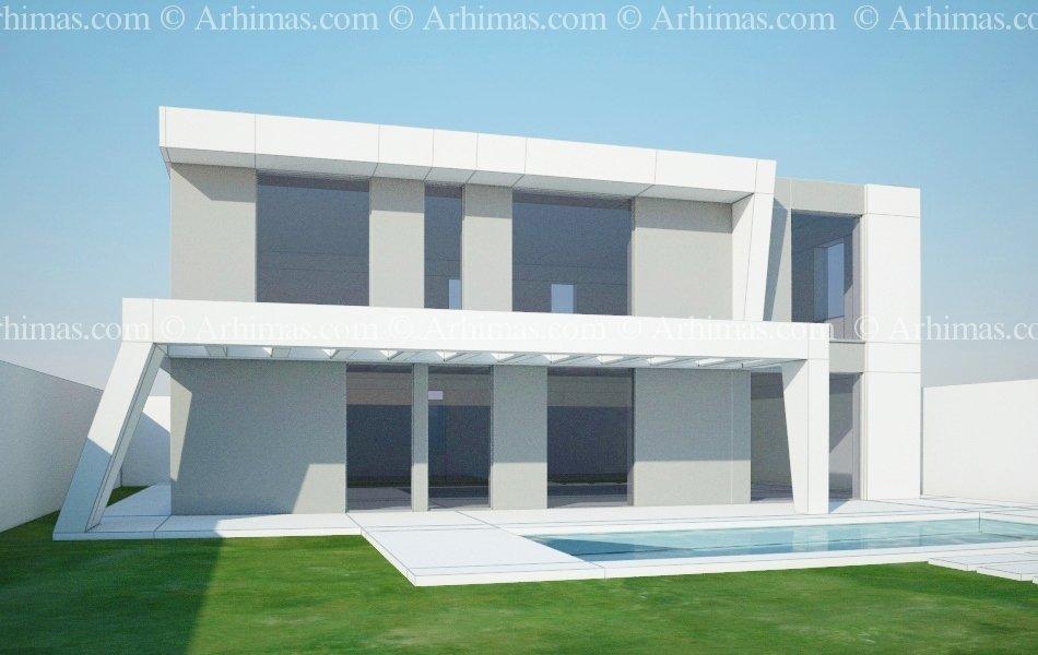 Архитектурная мастерская Архимас - Изготовление загородного дома