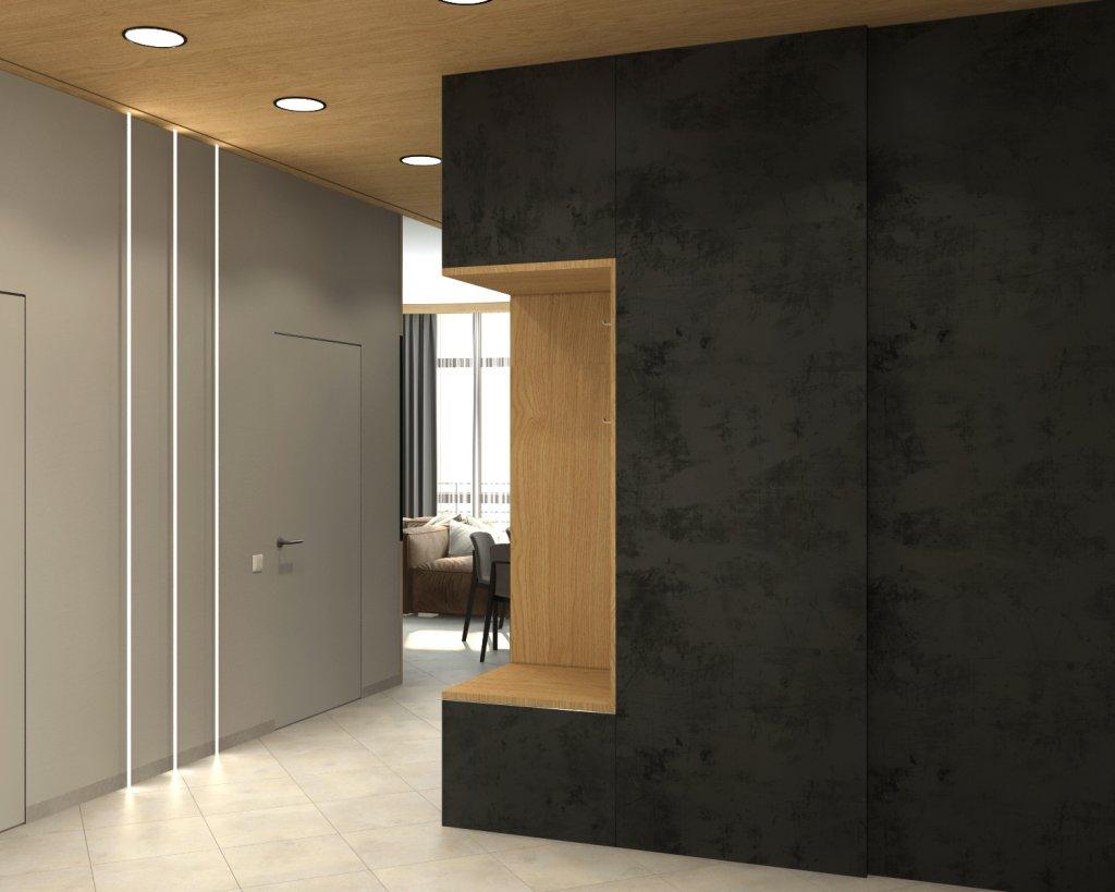 Архитектурная мастерская Архимас - В конечном итоге мы хотим квартиру в Современном стиле