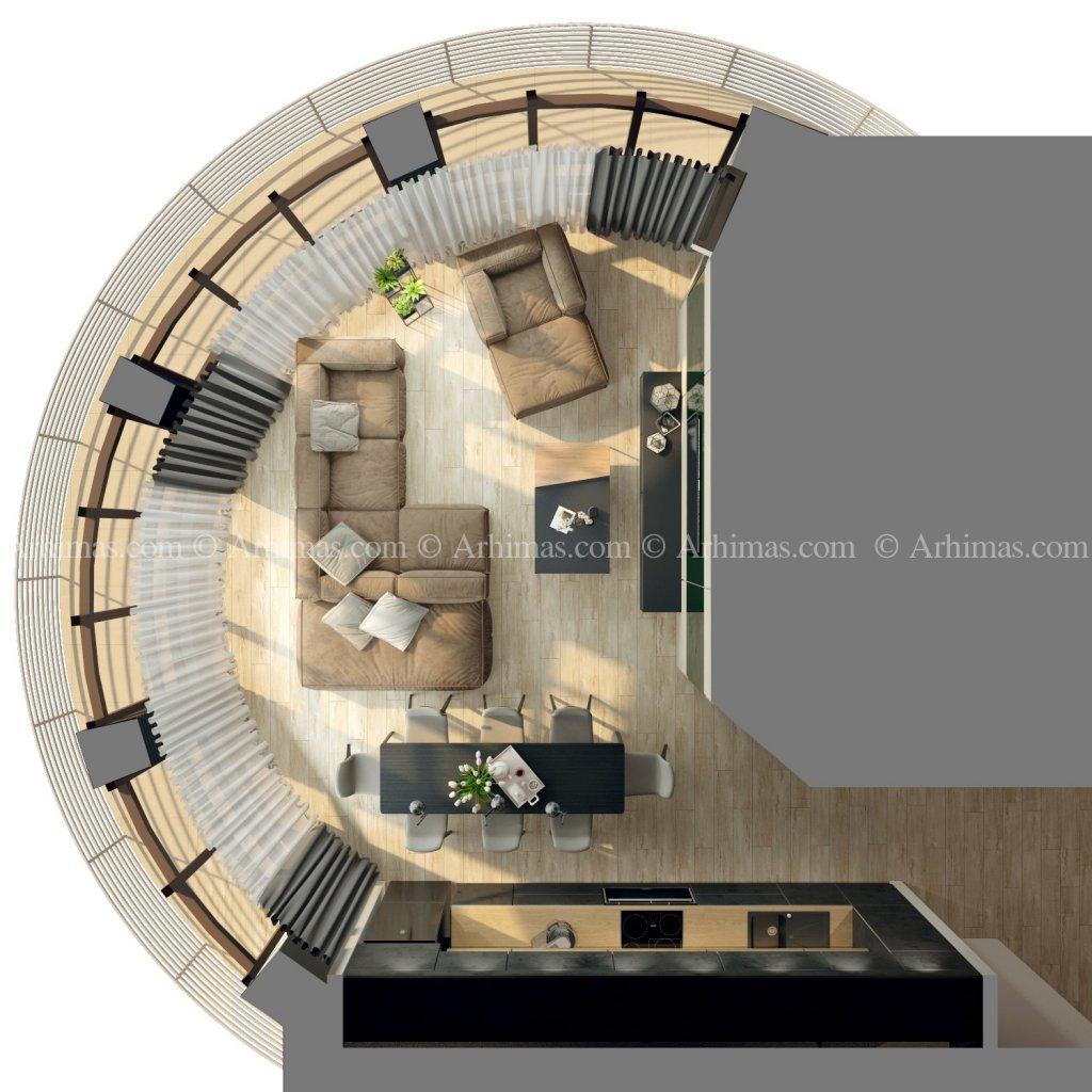 Архитектурная мастерская Архимас - Мы спокойно относимся ко всем стилям
