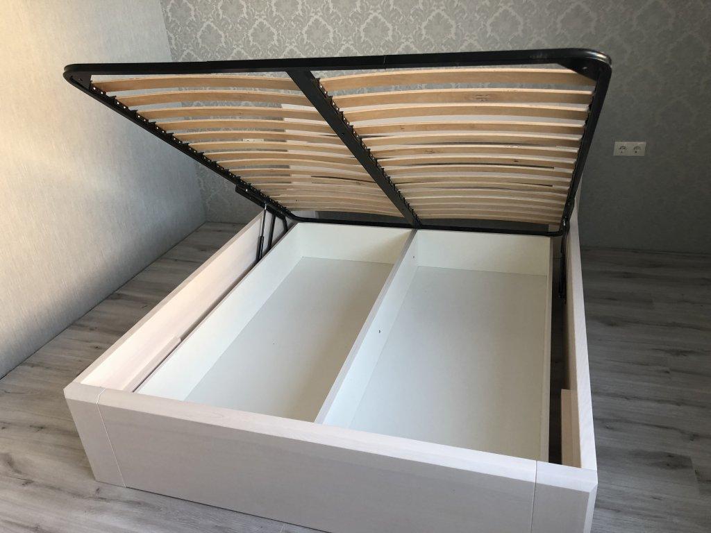 Интернет-магазин Мебель 7я (Семья) - Покупка кровати