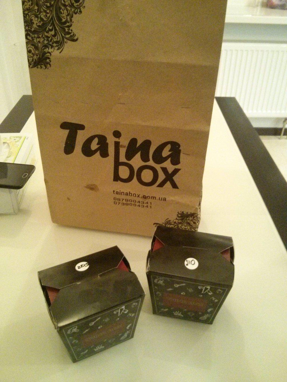 Tainabox (Тайнабокс) доставка еды - Очень вкусная тайская еда