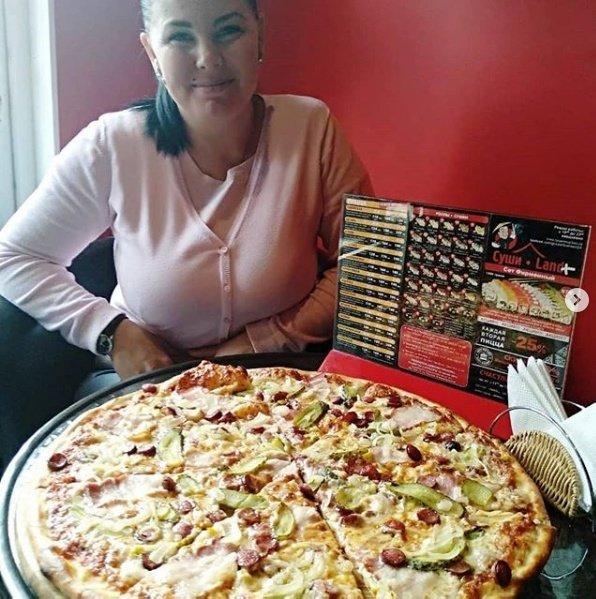 Суши-Land - Отличная пицца от сети Суши-Land+