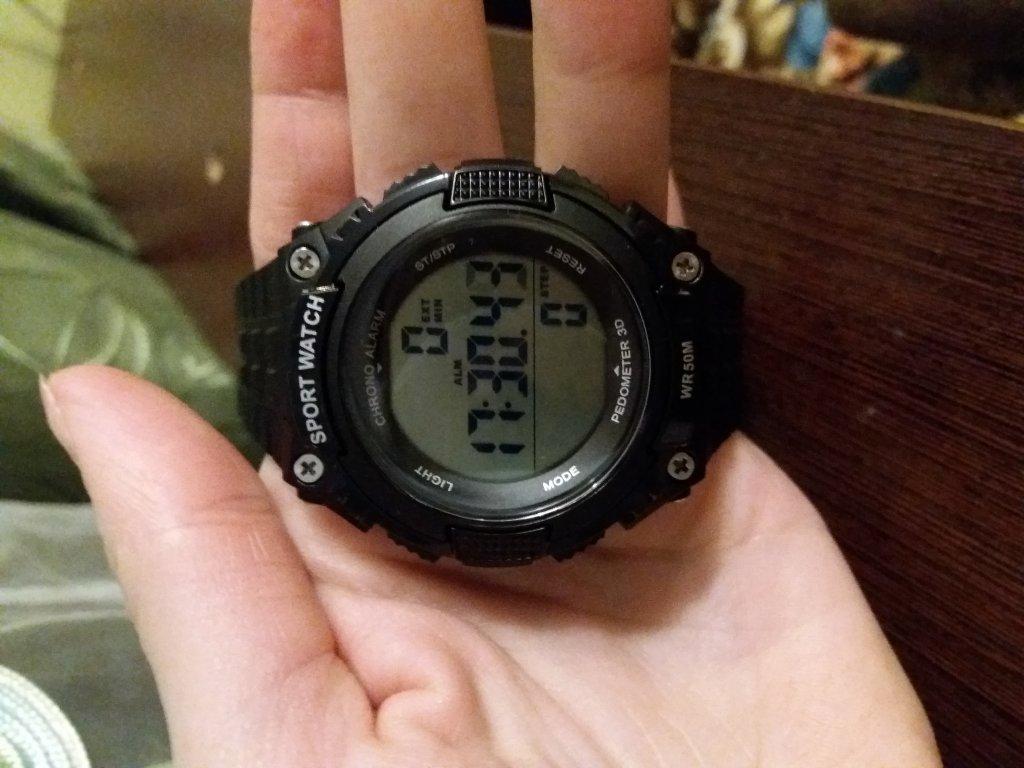 UTEC - спортивные часы