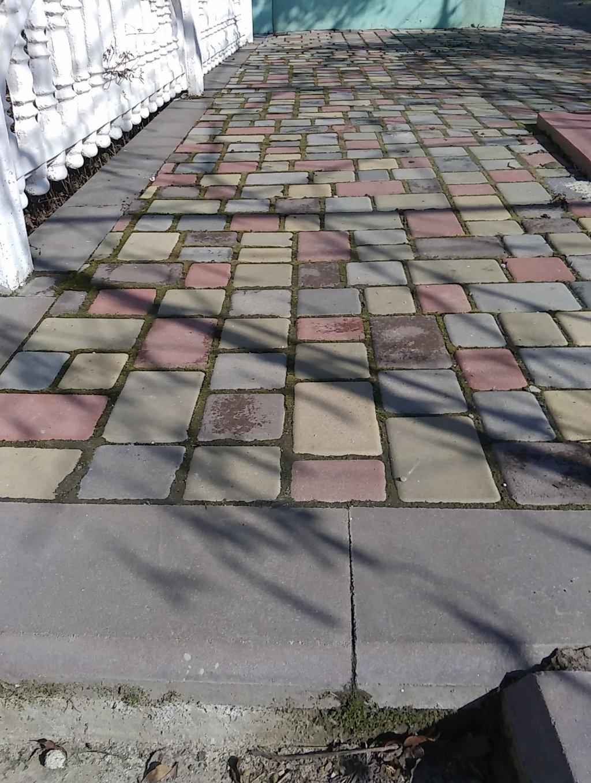 Unikfem - тротуарная плитка в Запорожье - Качество тротуарной плитки от компании Unikfem