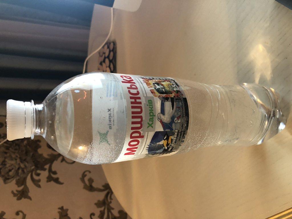 Моршинская минеральная вода - Не советую покупать эту воду