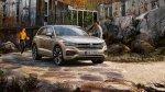 Volkswagen Touareg 2018 отзывы