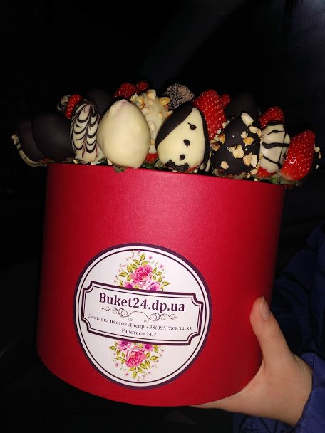 buket24.dp.ua доставка цветов - Супер, всем доволен