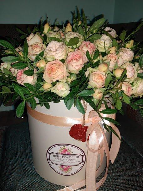 buket24.dp.ua доставка цветов - 100% Отлично!